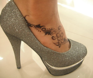 fashion, pretty, and tattoo image