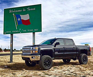 chevy, southern, and Texas image