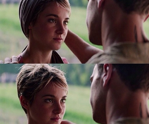 insurgent, divergent, and tris image