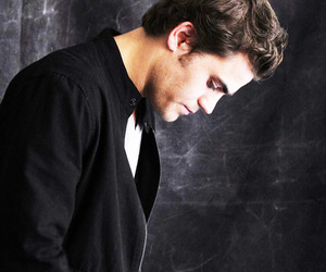 paul wesley and tvd image