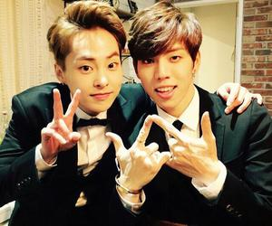 exo, dongwoo, and handsome boy image