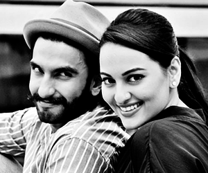 bollywood, ranveer singh, and sonakshi sinha image