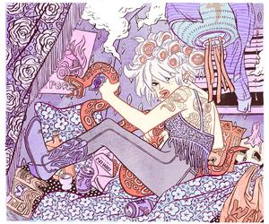 illustration and kirsten rothbart image