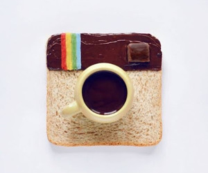 instagram, food, and coffee image