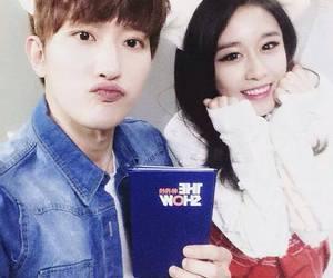 jiyeon, ZhouMi, and t-ara image