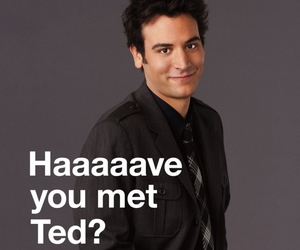 how i met your mother, ted mosby, and TED image
