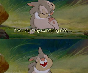 bambi, quotes, and disney image