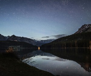 beautiful, lake, and nature image
