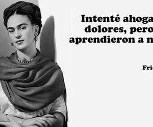 Frida, quotes, and nadar image
