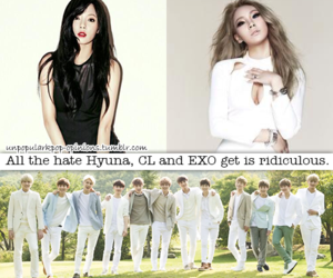 2ne1, blond, and CL image
