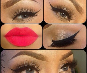 makeup and pinterest image