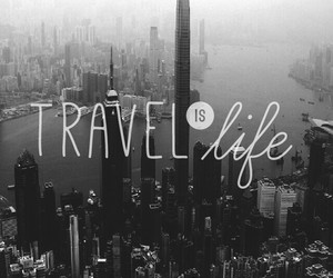travel, life, and city image
