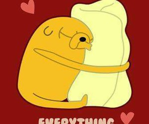 burrito and adventure time image