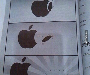 funny, samsung, and iphone image