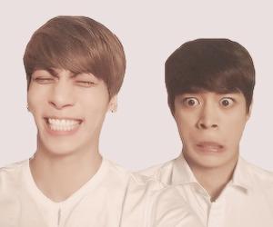 derp, Jonghyun, and Minho image