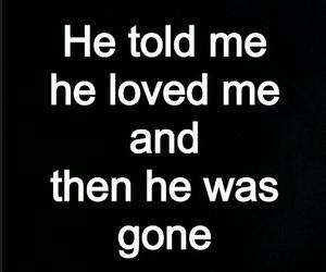 goodbye, he, and me image
