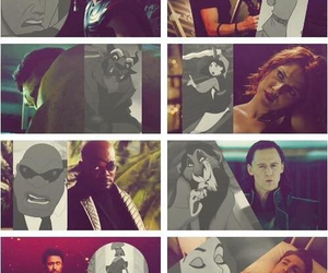 Avengers, disney, and black widow image