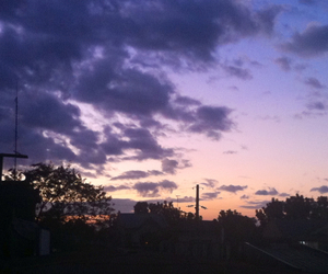ombre and sky image