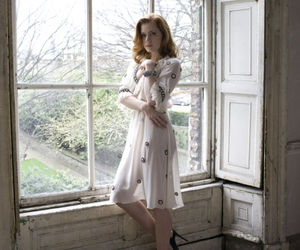 Amy Adams and winter image