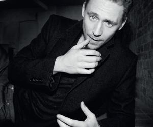 actor, black and white, and bw image