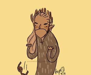 Legolas and thranduil image