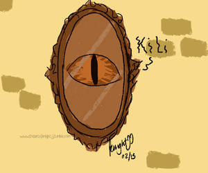 Legolas, sauron, and thranduil image
