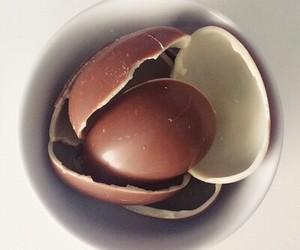 chocolate, food, and kinder image