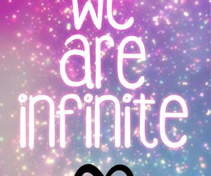 infinite and wallpaper image