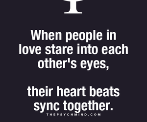 love, beat, and eyes image