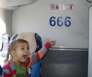 666, pale, and grunge image