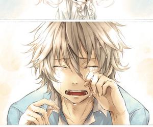 anime and sad image