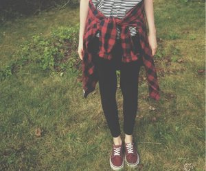 grunge, red, and indie image