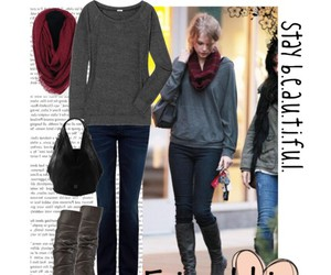 outfits, Taylor Swift, and casual image