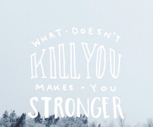 quote, strong, and wallpaper image