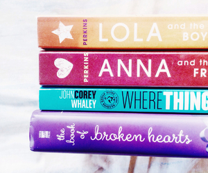 bibliophile, books, and anna and the french kiss image