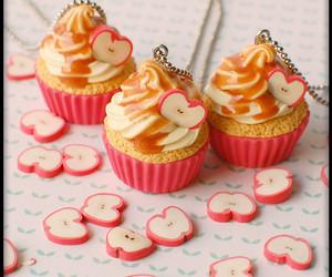 apple, caramel, and collar image