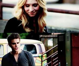 tvd and steroline image
