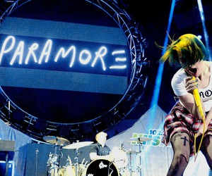 paramore, music, and hayley williams image