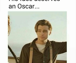 oscar, leonardo dicaprio, and Hot image