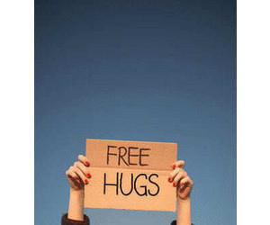 hugs, vintage, and photography image