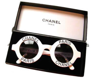 chanel, sunglasses, and paris image