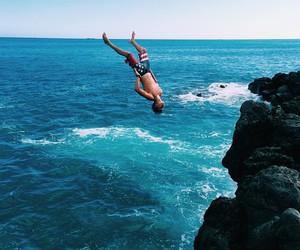 fun, ocean, and travel image