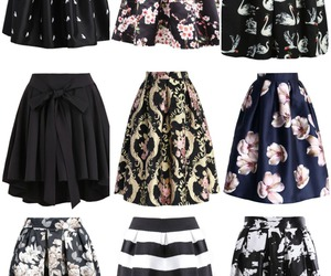 skirt and outfit image