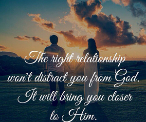 god, Relationship, and love image
