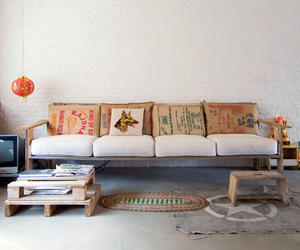 furniture, interiour, and recycle image