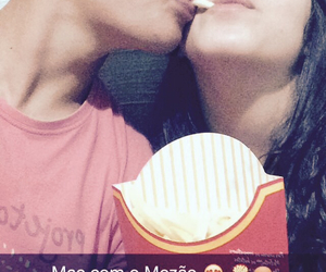 batata frita, boyfriend, and love image