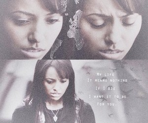 tvd and Bonnie image