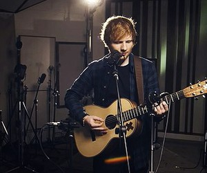 guitar, ed sheeran, and cute image
