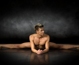 ballet and men image
