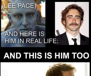 lee pace, thranduil, and guardians of the galaxy image